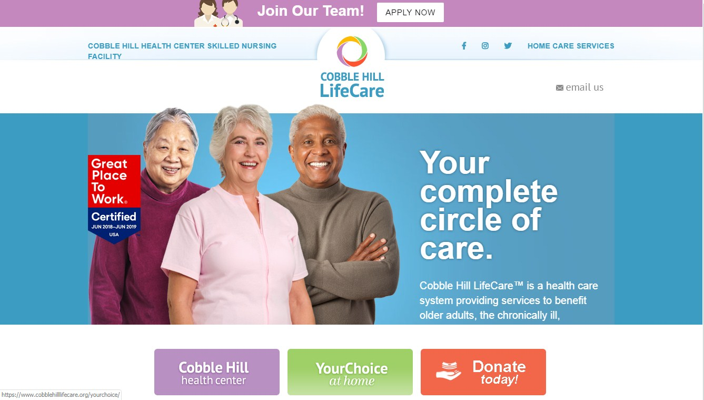 COBBLE HILL HEALTH CENTER SKILLED NURSING FACILITY
