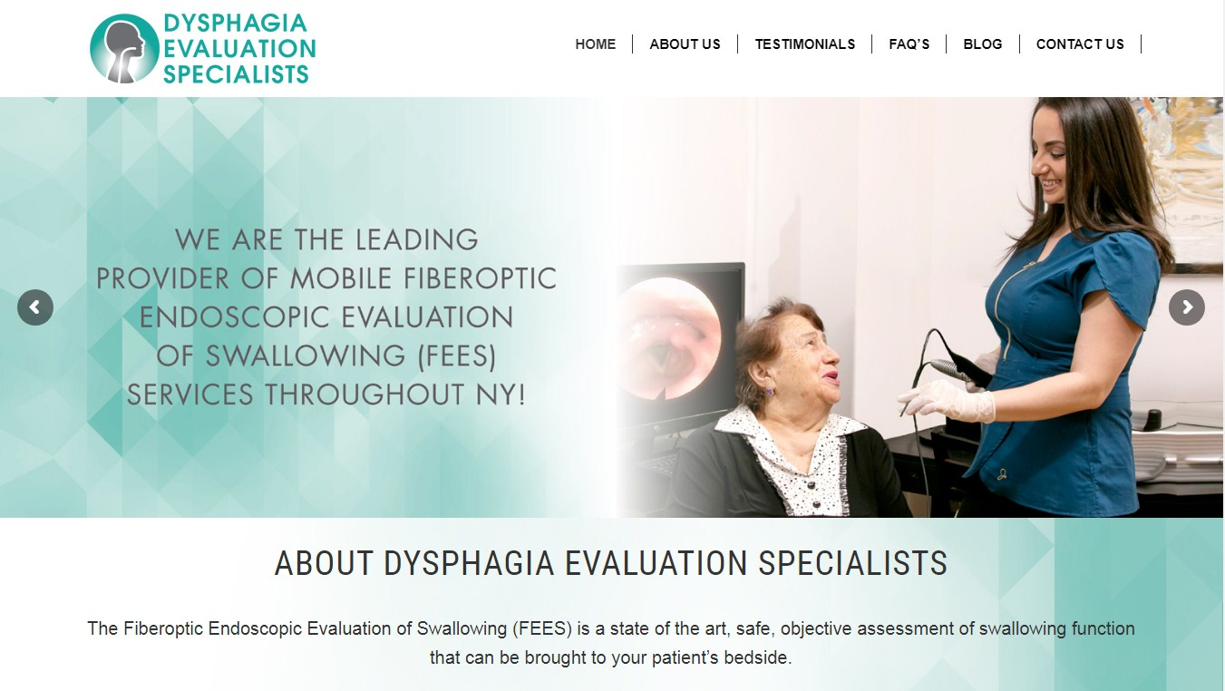 Dysphagia Evaluation Specialists
