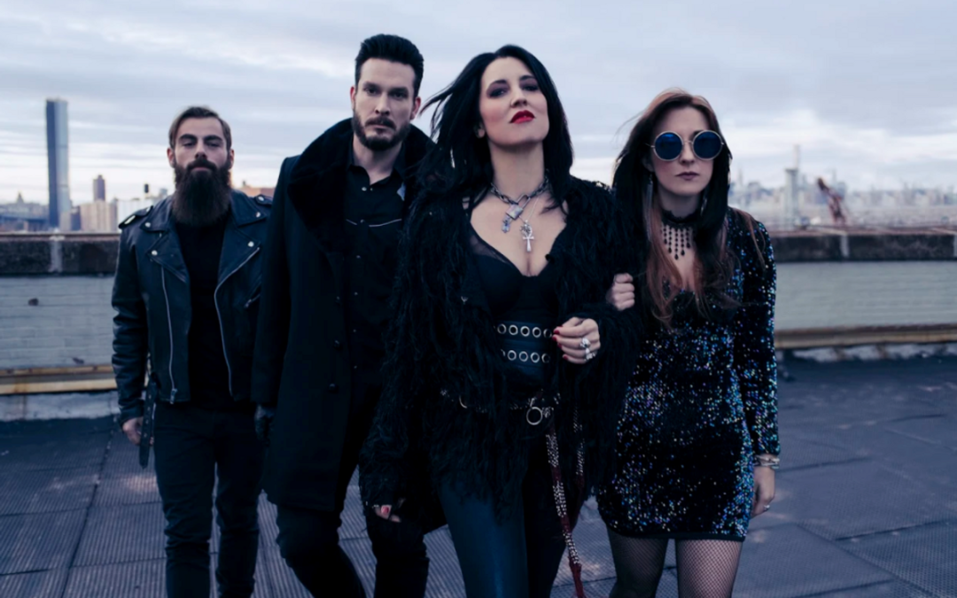 Podcast: Rock and Roll with ZouZou Mansour of Soraia