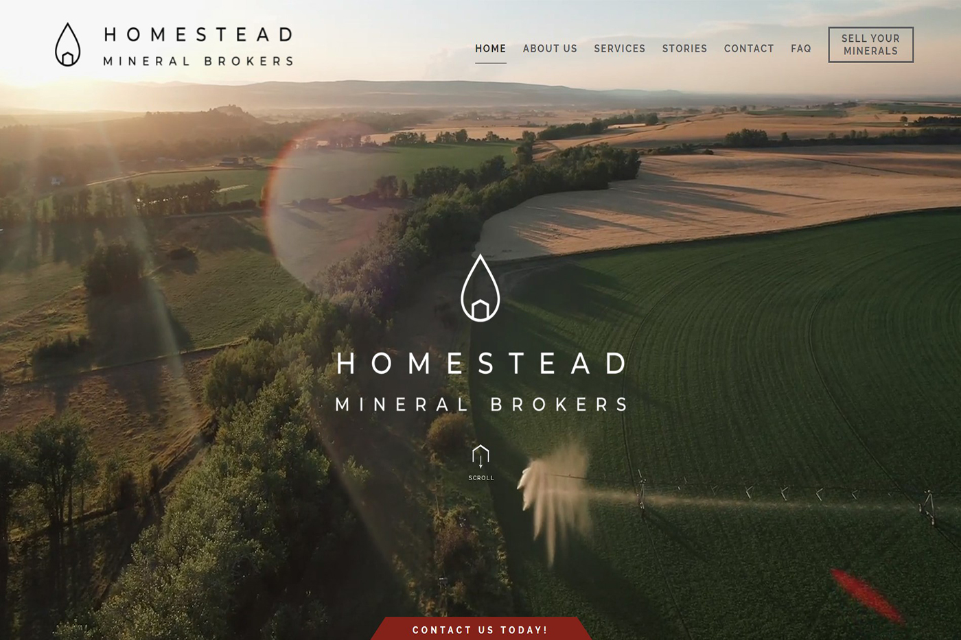 HOME STEAD MINERALS
