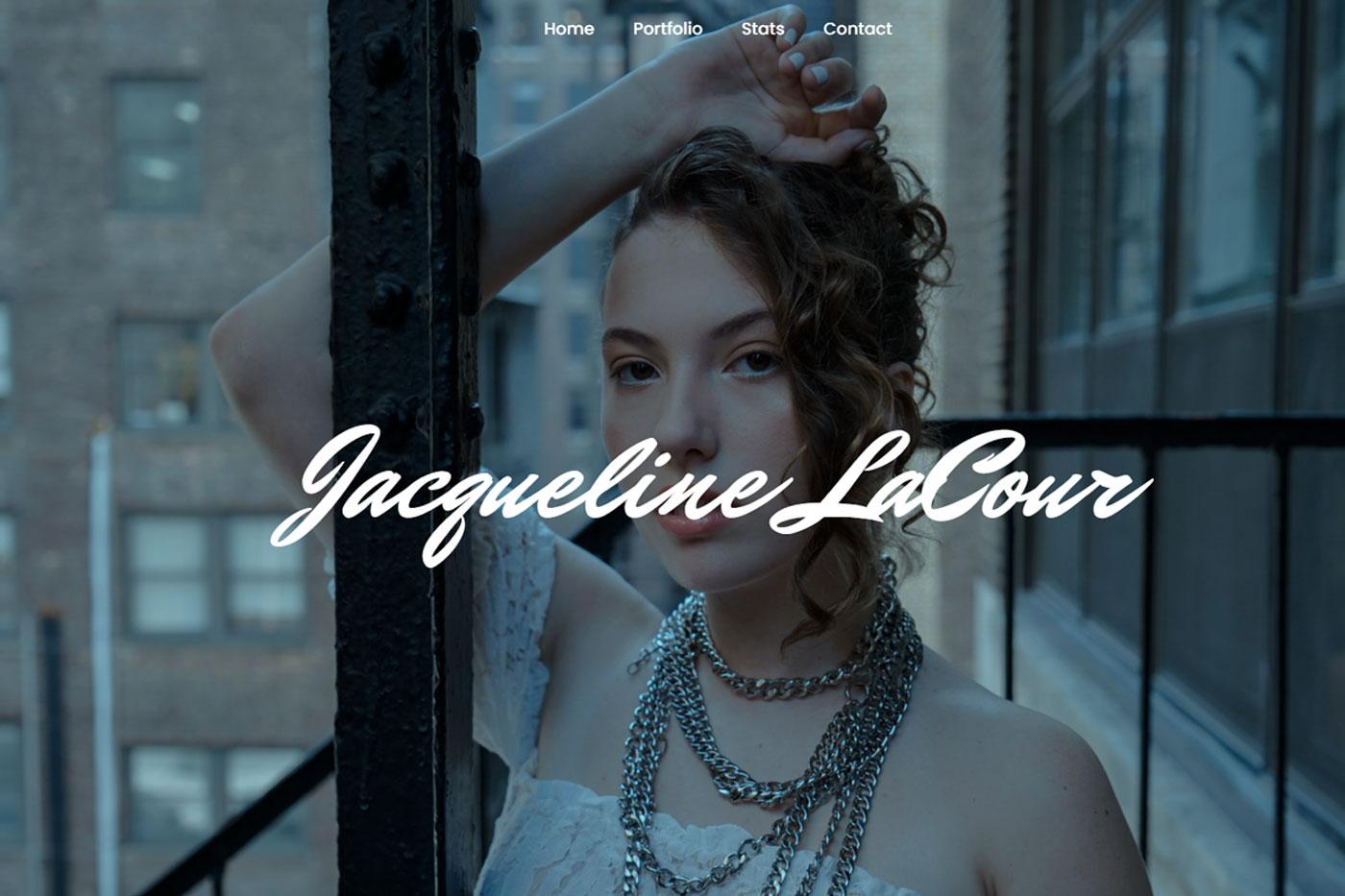 JACQUELINE LACOUR