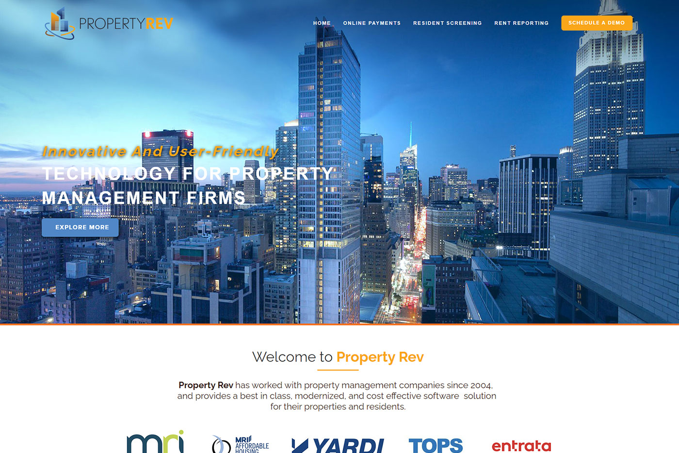PROPERTY REV