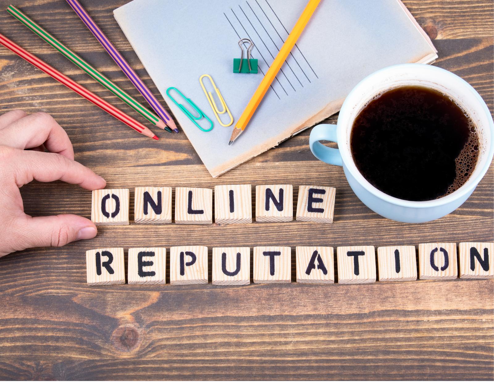 online business reputation management, how online reputation management works